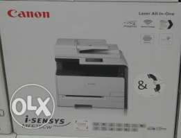 Canon all in one LaserJet color printer
