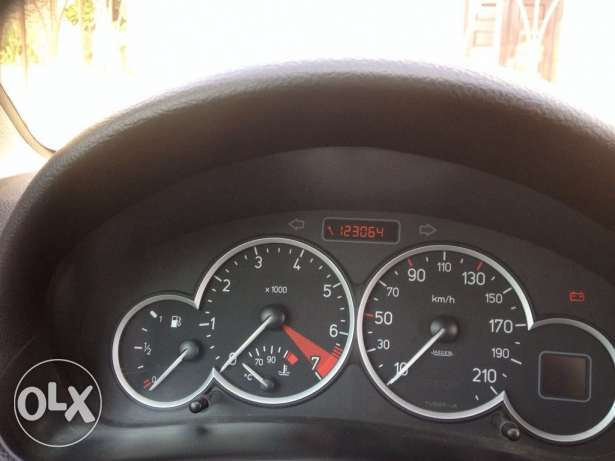Peugeot model 206CC covertable for sale , year 2007 السيب -  5