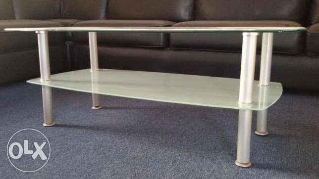 Glass Coffee Table for Sale (Home Center)