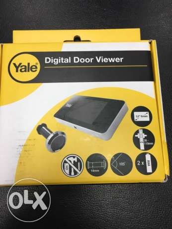 digital door viewer السيب -  5