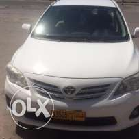 Toyota corolla 2013 1.8 in muscat north alhail