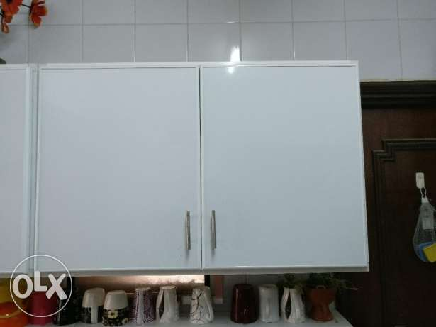 Ready made Kitchen cabinets (Top quality Aluminium painted) مسقط -  2