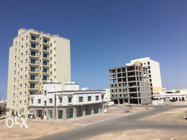two commercial residential flat for rent at south mabelah السيب -  4
