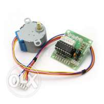arduino stepper motor with driver
