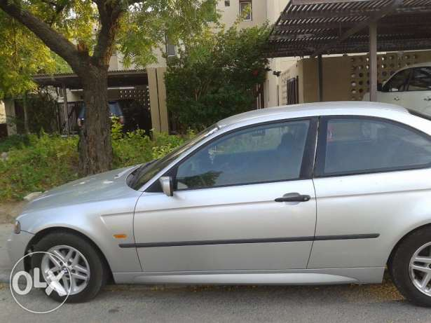 BMW 316i from SQU expats مسقط -  2