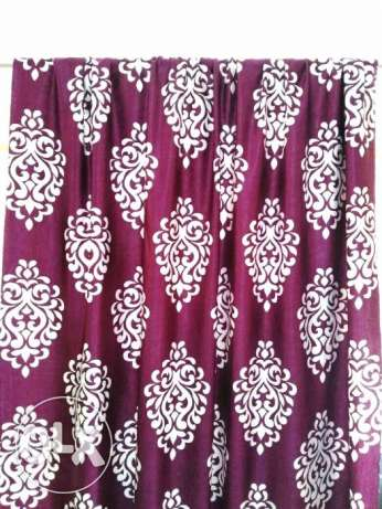 Curtain cloth for sale - Unused