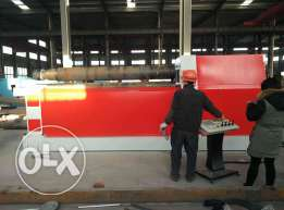 2 meters rolling machine 16mm plate rolling 3 roller rolling machine