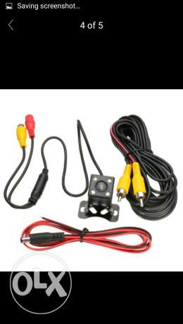 Reverse camera and wireless Transmitter and receiver