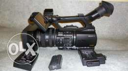 Sony video camera Z5 With recorder