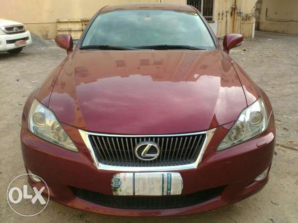 Lexus Car for sale, single owner, lady driven, only company service, u مسقط -  2