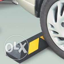 Parking tyre stopper at best cheapest rates available مسقط -  5