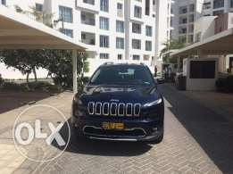 Full Option Jeep Cherokee 2015 Limited for Sale