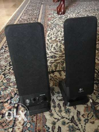 Logitech Computer Speakers بوشر -  2