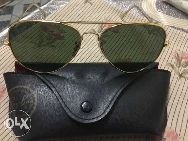 Original Ray-Ban Aviator 3026