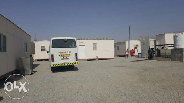 Reasonable Rate.. Labour Camp for Rent in Misfah