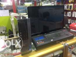 """dell i5 4gb ram 320hdd 22""""led Keybord with mouse only 120rials offer"""