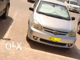 Toyota Echo-2004 -Automatic Gear Expat Driven