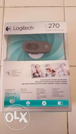 Logitech HD webcam new
