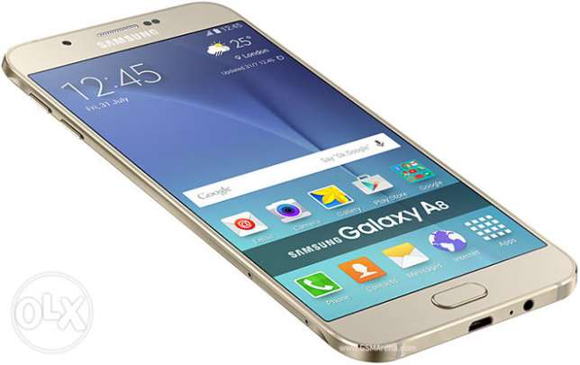 samsung A8 16 gb only 95 OR مسقط -  3