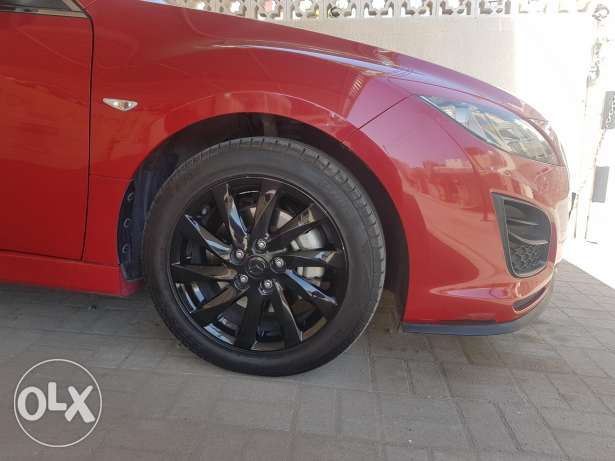 Rims and Tires 17×7j and 225/50