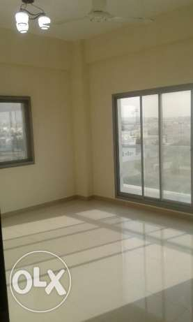 1 BHK flat with two toilets & balcony with spectacular view in Ghobra