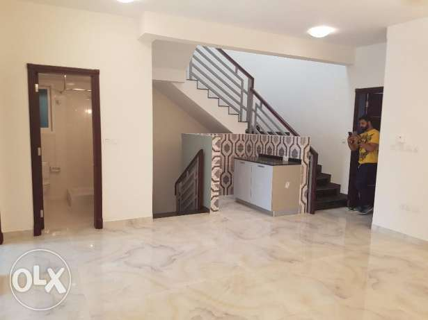 5BHK Villa for Rent in Ghala 5 Bedrooms, 5 Bathrooms, Hall, Sitting Ro السيب -  2