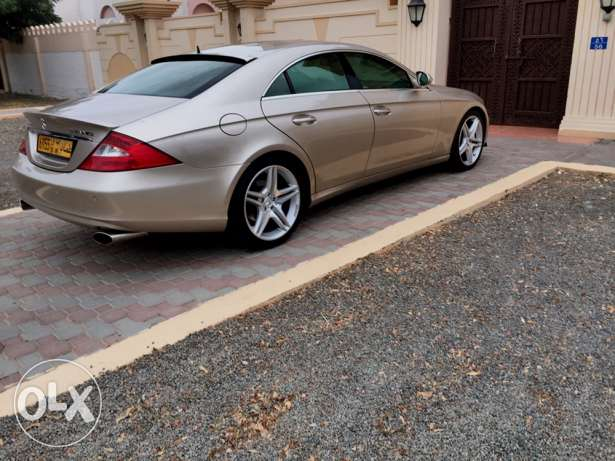 cls500 صحار -  1