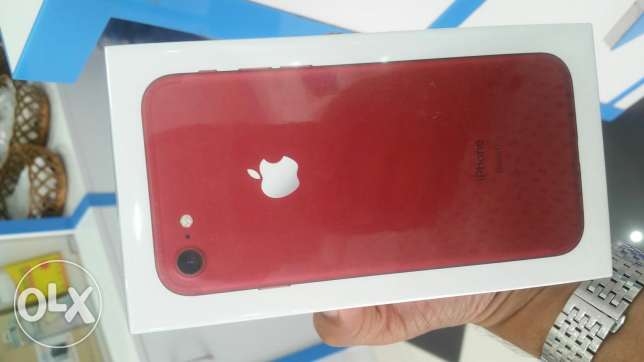 Iphone7 128GB Red color