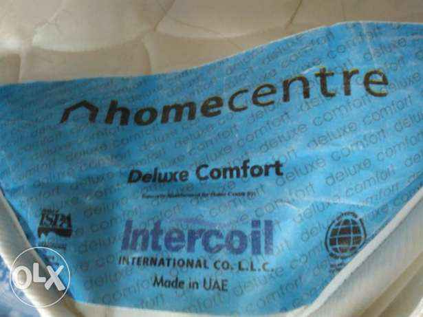 50% off on Home centre matress 150 X 200 + 1 get bathroom mirror free
