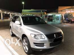 Touareg 2009 full option V6