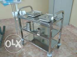 Trolley for dental clinic
