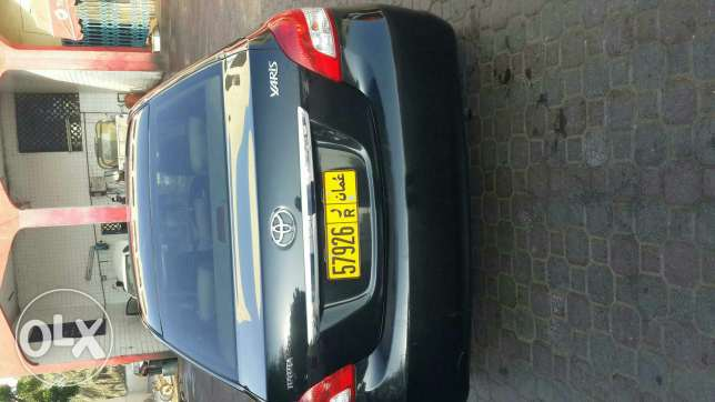 Toyota Yaris 2011 manual in excellent condition for sale السيب -  4