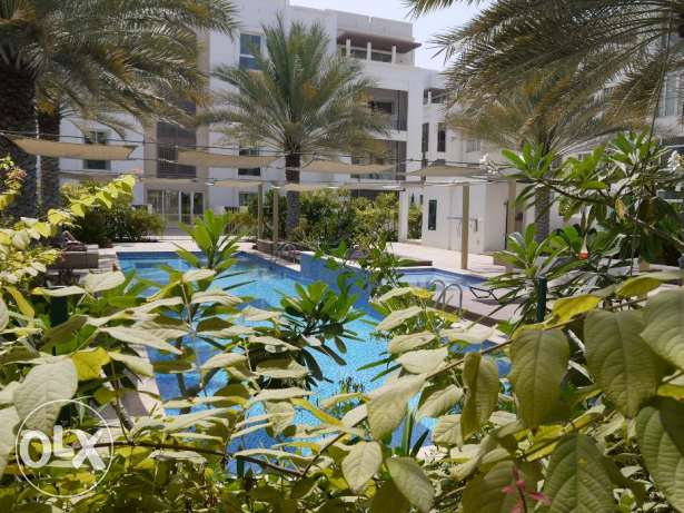 1 BR Flat in Al Mouj Muscat - Almeria North