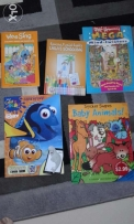 Books for 3 yrs old kid 5 pcs