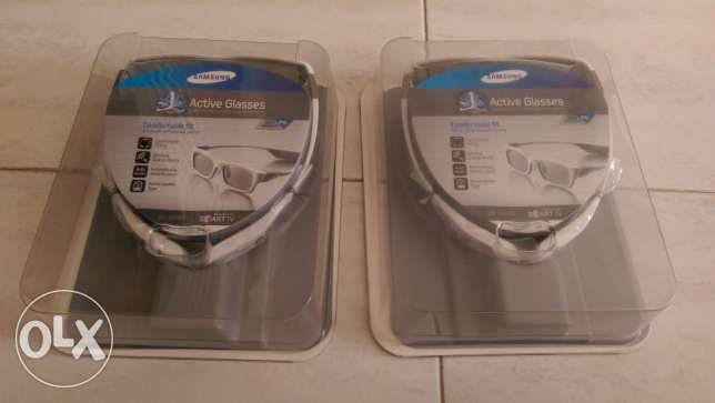 3D Glasses Original From Samsung ( New )