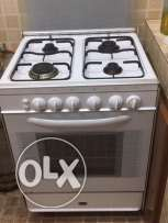 Sale of Technoflame gas stove with cylinder
