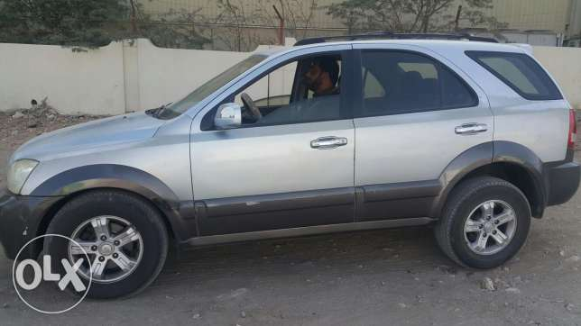 Kia sorento 2005 full automatic السيب -  4