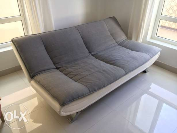 Great condition sofa bed - 85 OMR مسقط -  2