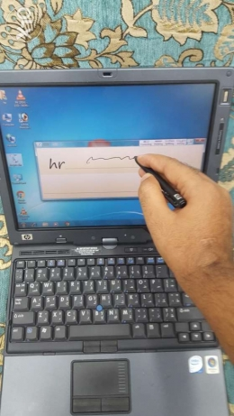 Hp touch screen laptop for sale cheep price