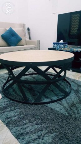 Coffee table, center table set