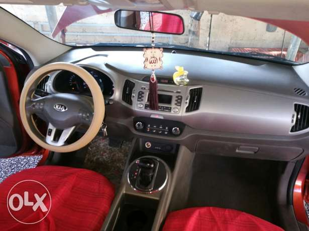 Kia sportage good car المصنعة -  8