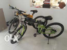 Excellent condition Hummer Bicycle