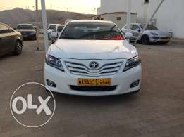 Toyota Camry - 2011 year - white color