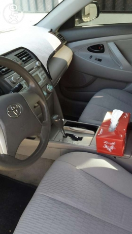 Camry 2011 full automatic gulf agency white colour. السيب -  3