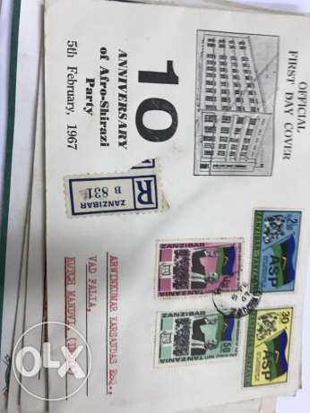 first day covers price for each