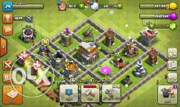 Clash Of Clans Village TH6