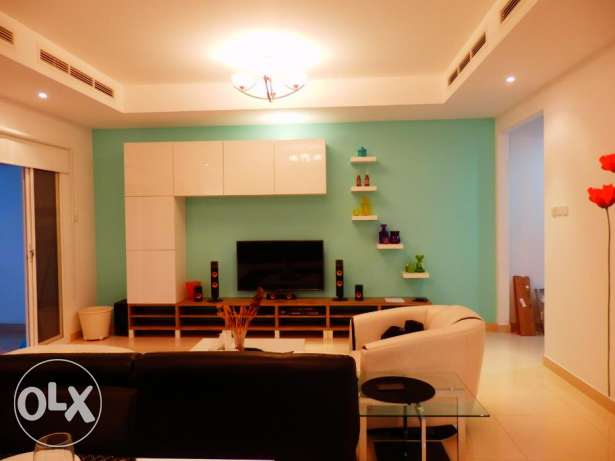 A luxury 3 bedroom apartment in Shadan Al hail