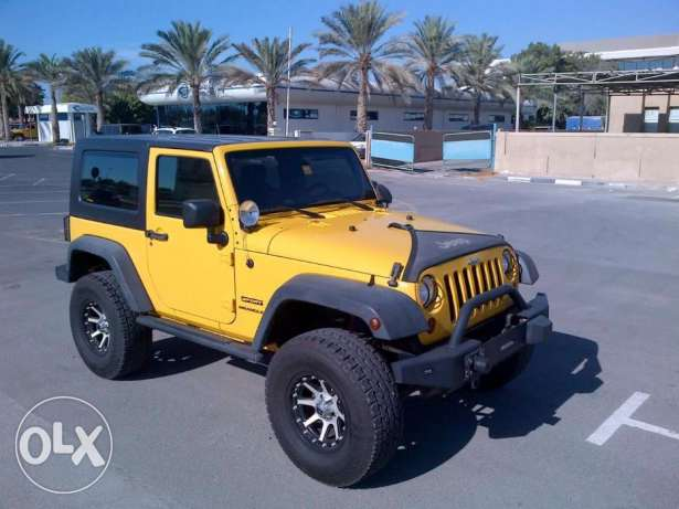 Jeep Wrangler SPORT 2008 MODIFIED