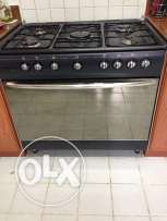 Gas Cooker 90x60, good condition
