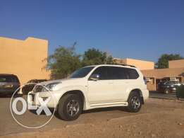 Land cruiser prado 4 lvx ltd
